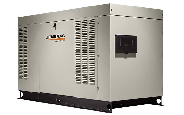 Generac Response Series Liquid-Cooled Automatic Generator