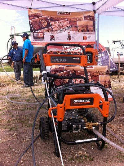Generac | Ottomotores Participates in Festival del Lodo 2015