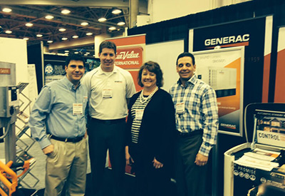 Generac Sponsors International True Value Ceremony Event