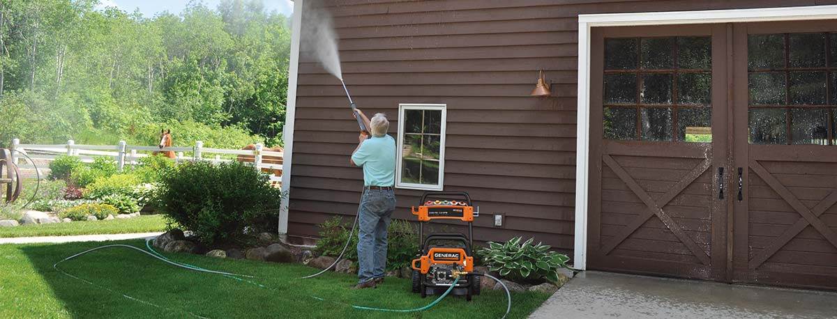 The Best Pressure Washers for Sale | Diversified Electric LLC