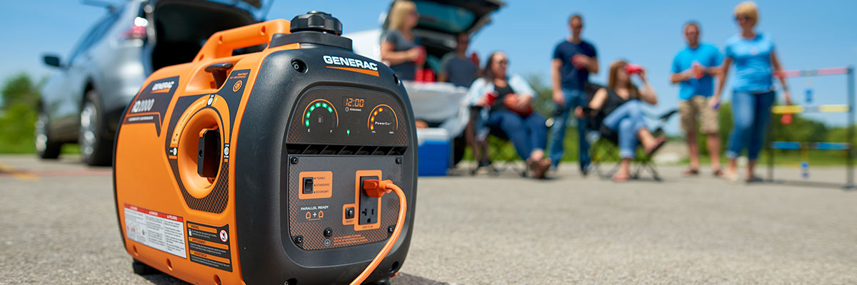 Generac Portable Generator Products