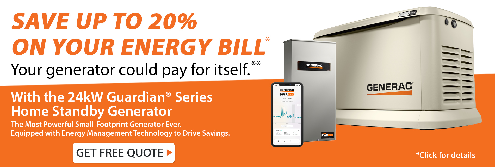Save 20 Percent On Your Energy Bill