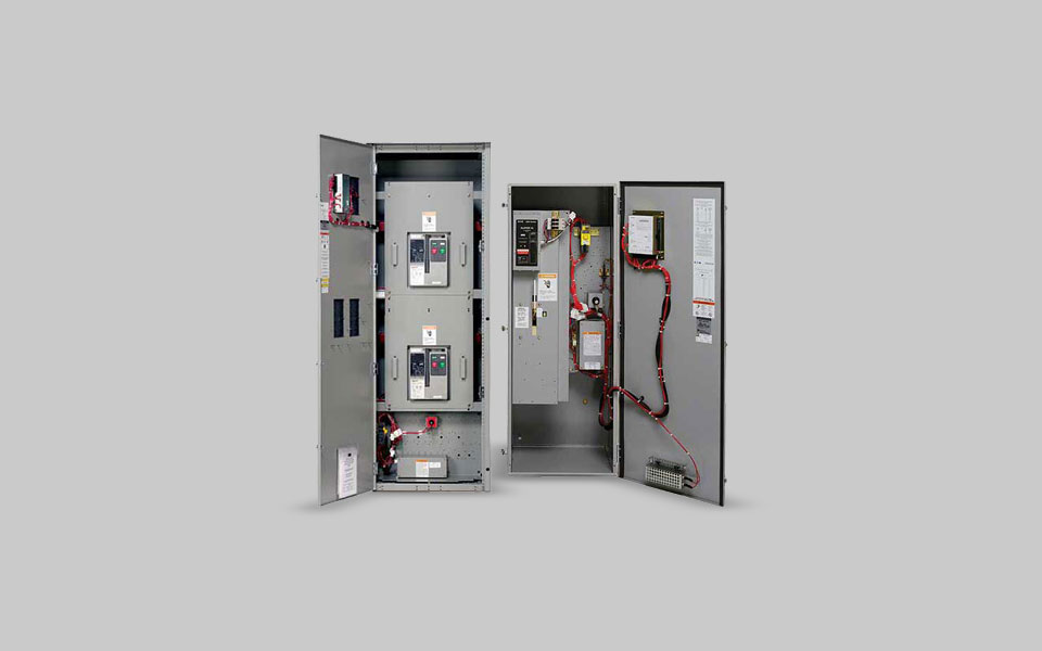 PSTS Transfer Switches - Service Entrance Rated