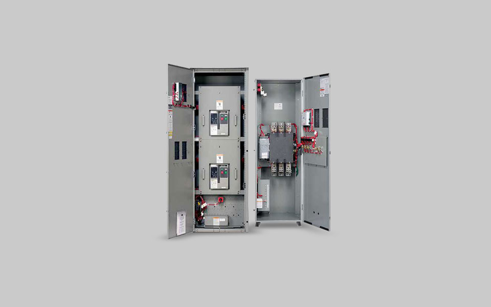 PSTS Transfer Switches - Standard Entrance