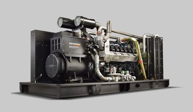 Generac Gaseous Genset
