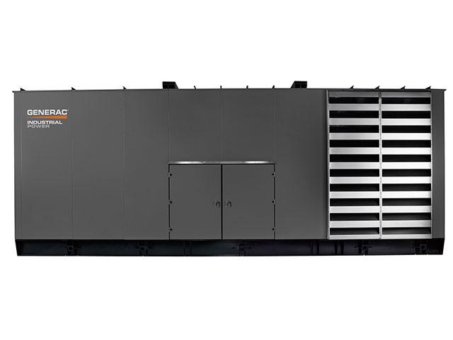 Generac Industrial Power - 1500kW Diesel Generator | Generac