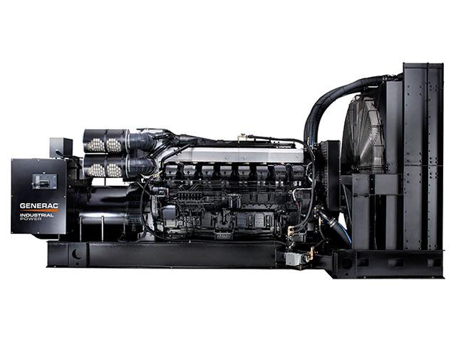 Generac Industrial Power - Diesel-Fueled Generators