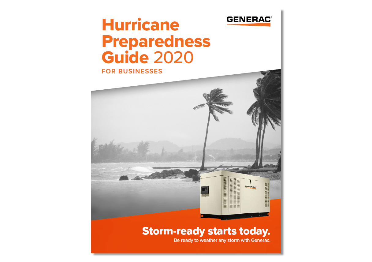 Surviving Hurricanes 2020 a Guide for Businesses