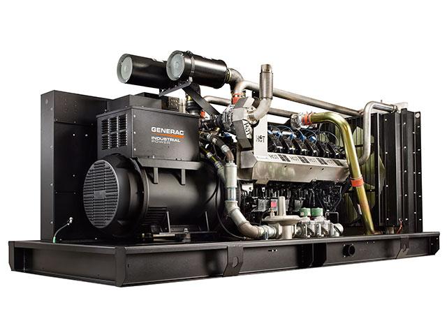 Generac Industrial Power 500 Kw Gaseous Generator