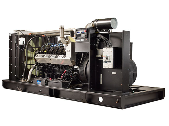 Generac Industrial Power - 500 kW Gaseous Generator