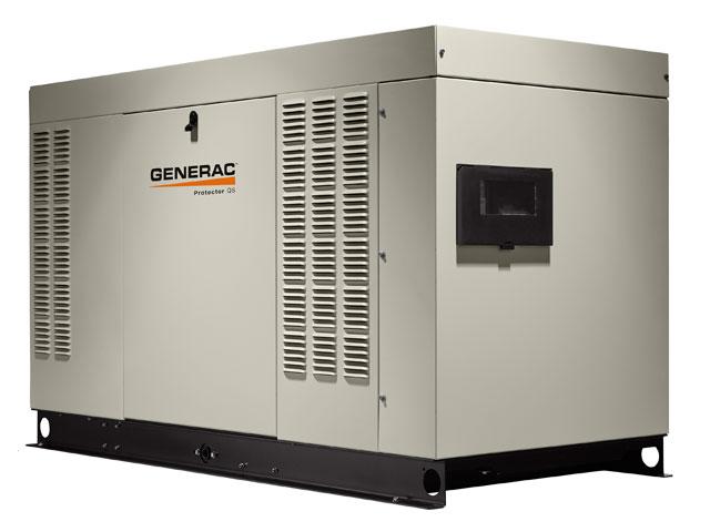 Generac Industrial Power Protector QS Series 38kW Gaseous Generator