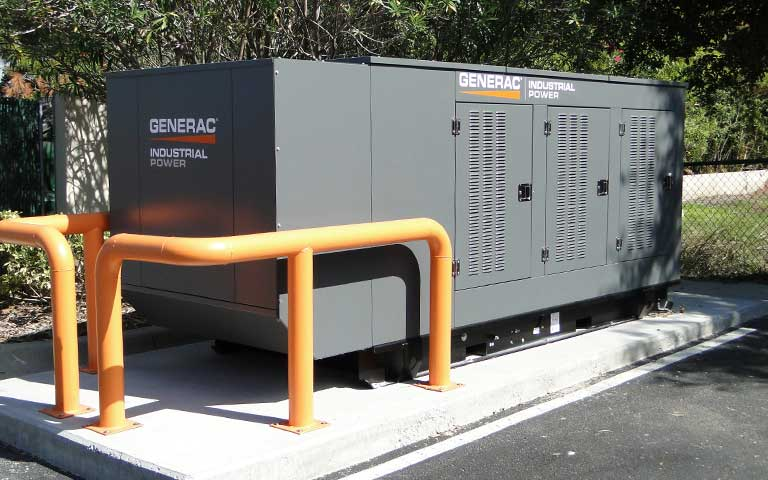 Generac Gaseous Industrial Generator