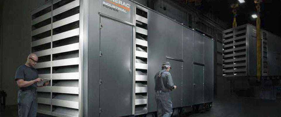 Generac Industrial Power - Industrial Backup Power for Manufacturing
