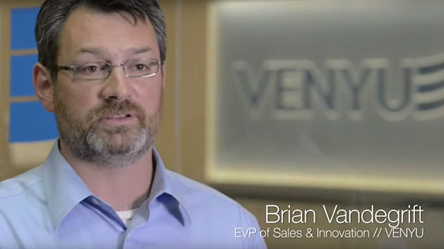Data Center Case Study - VENYU