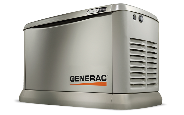 b4f6c81204f Generac Power Systems - 15kW EcoGen Home Generator - 7034