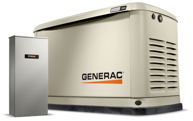 2018 GUARDIAN 11KW GENERATOR <strong>FEATURES AND BENEFITS</strong>