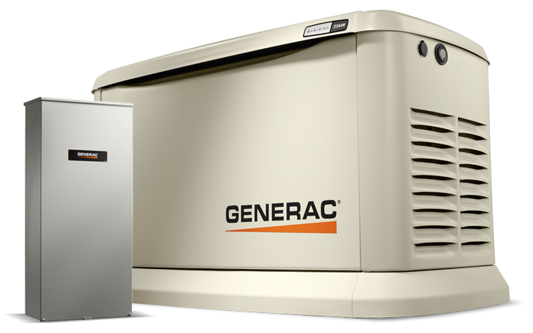 2018 GUARDIAN 22KW GENERATOR <strong>FEATURES AND BENEFITS</strong>