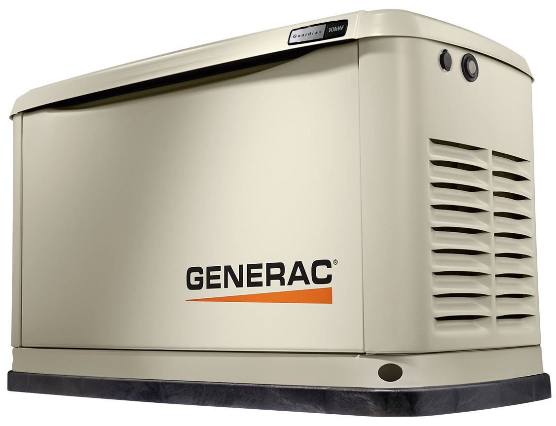 Generac Power Systems 10kw Guardian Series Home Generator 7171