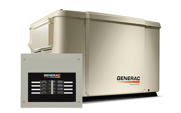 generac home generator_powerpact 7kw_8ts_6998_hero?width=768&height=480&ext= generac power systems 7 5kw powerpact home generator with 4000 Watt Generac Generator Wiring at gsmportal.co
