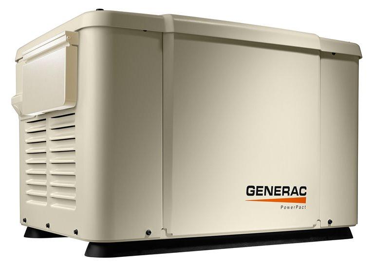 Generac Power Systems - 5 6kVA PowerPact Home Generator