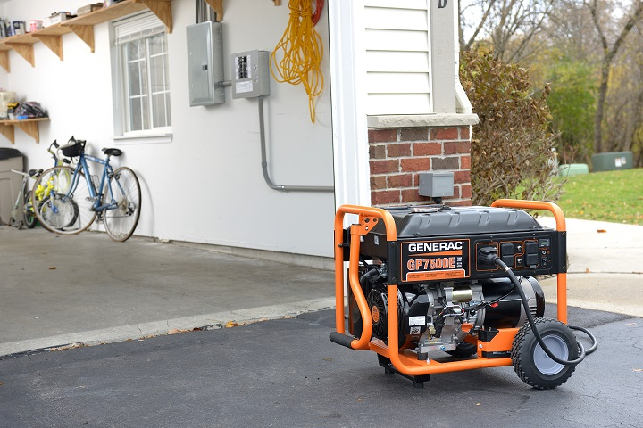 Generac Power Systems- Portable Generators for Your House