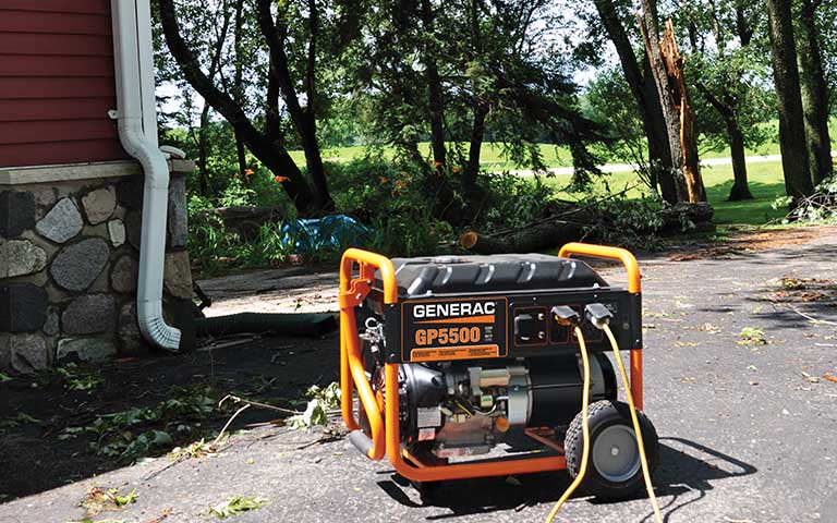 Generac Power Systems - GP Series of Portable Generators