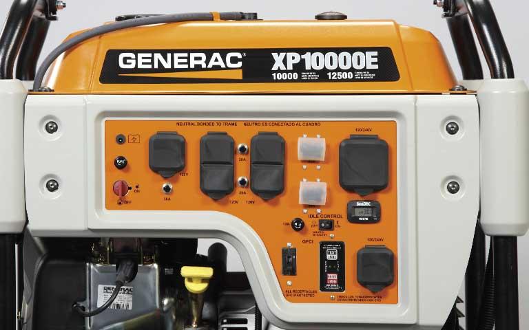 Generac Power Systems - XP Series of Portable Generators