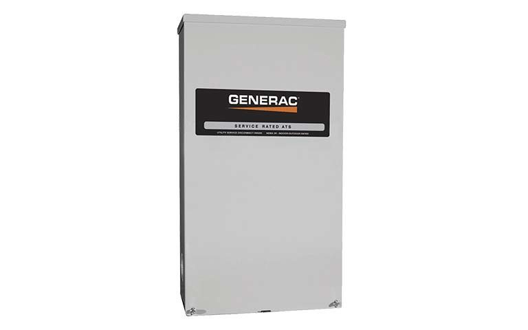 generac power systems automatic transfer switch kits for home Generator Manual Transfer Switch Wiring Diagrams