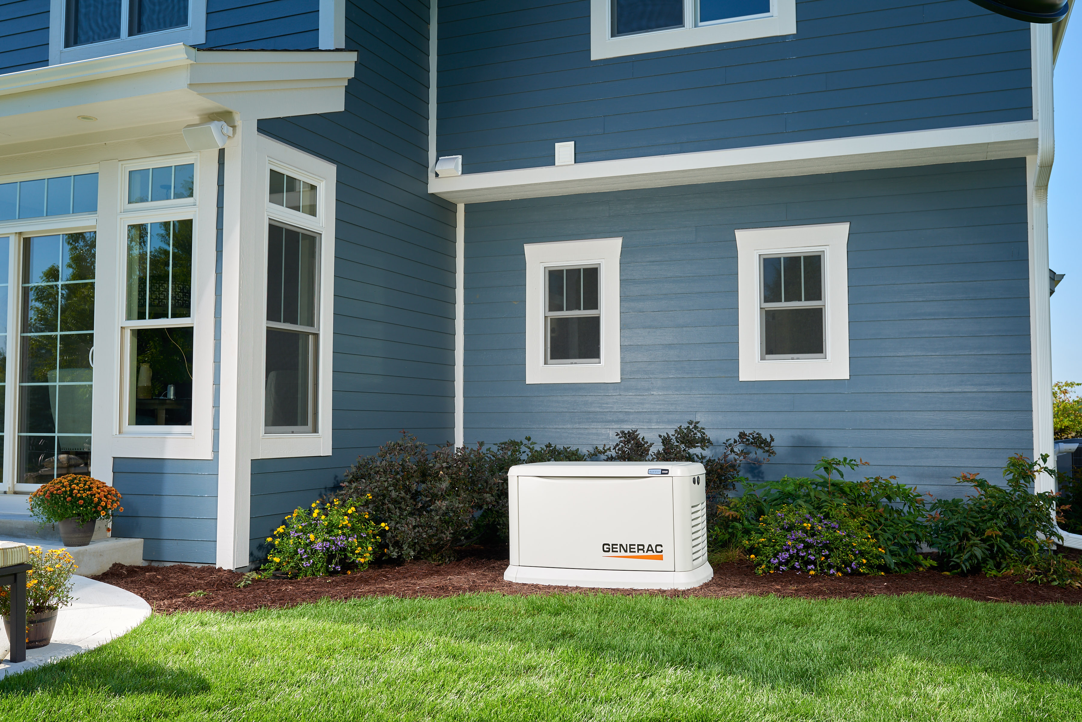 Generac Power Systems Backup Power for Your Home with Generac Home