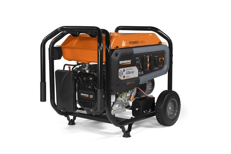 Gp8000 Co Sense Generac Power Systems
