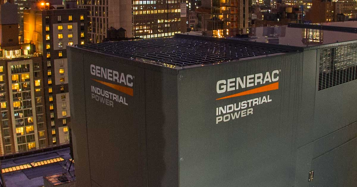 Generac Industrial Power - Contact Us NASA Mars Research Station