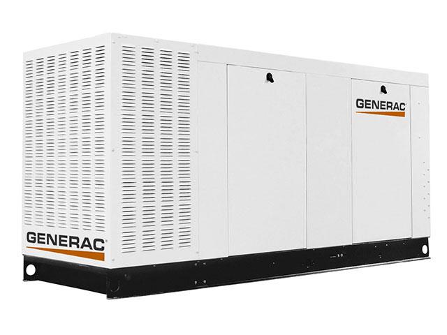 commercial series 150kw gaseous generator generac industrial power gaseous generators