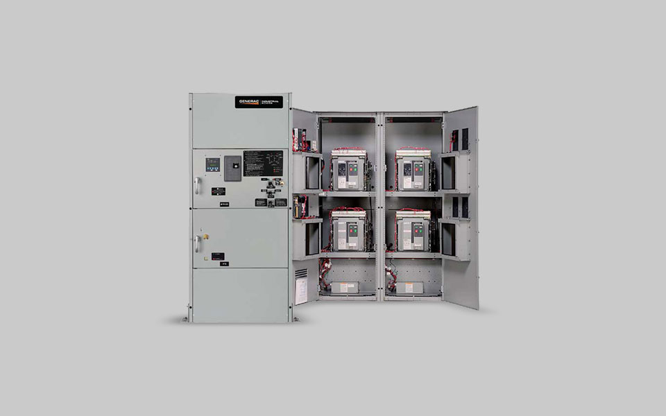 psts transfer switches generac industrial power psts transfer switches bypass isolation